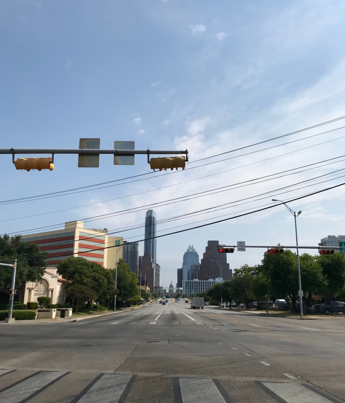 South Congress and Riverside Drive