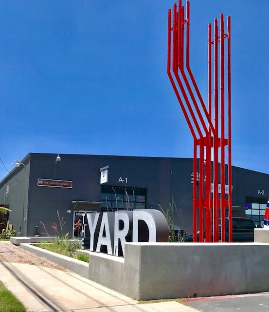 Blog The Yard