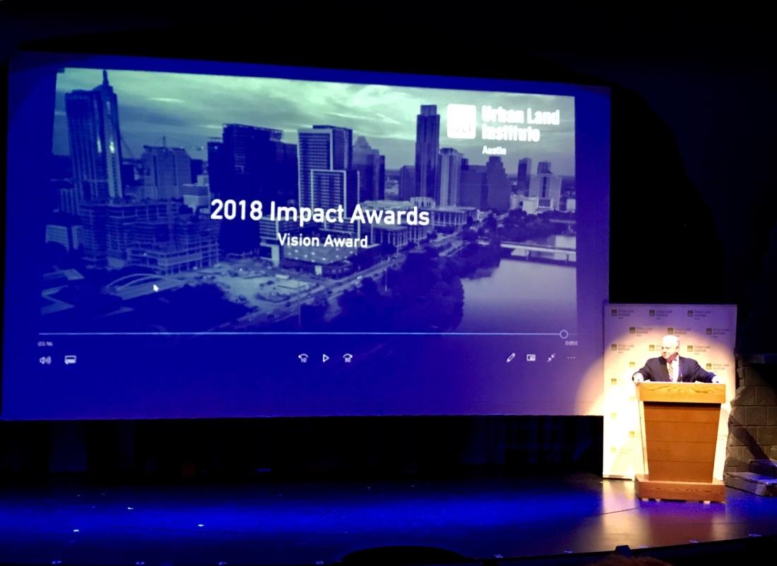 Gary Farmer ULI Impact Awards